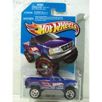 Hot Wheels Camioneta Ford F-150 Azul 45/250 2013