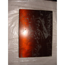 Virgen En Placa De Metal Creo Que Es Para Serigrafia