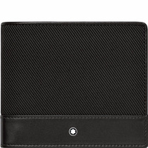 Billetera Con Monedero Montblanc Nightflight 113152 Ghiberti