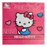 Revista Calendario Hello Kitty, Modelo 2