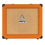 Amplificador Orange Crush Series 35rt 35w Naranja
