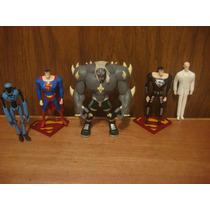 Superman Vs Doomsday Set De 5 Figuras