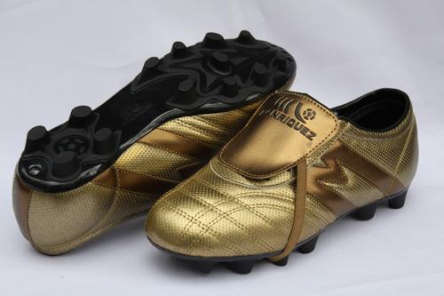 2267-zapato Fútbol Manriquez Profesional Mid Sx Oro ngo e016062a1a327