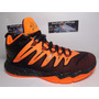Chris Paul Cp3 Ix Hyper Orange (numero 8 Mex) Astroboyshop