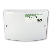 Energizador Cerca Electrificada Bateria De Respaldo Alarma