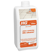 Limpiador De Piso - Hg Shine 1lt Mopping Accesorio Teja