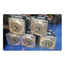 Kit 3 Motor A Pasos Nema 23 Nuevo! Cnc Impresora 3d Plasma