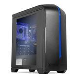 Xtreme Pc Gamer Amd Radeon R5 A10 9630e 8gb Ssd 240gb Azul