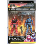 Spartan Loadouts 2 Pack Halo Reach Grenadier & Expert Marksm