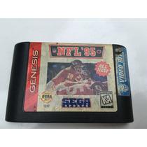 Joe Montana 95, Sega Genesis, Buenas Condiciones!!