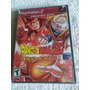Dragon Ball Z Budokai Ps2 Playstation 2 Nuevo De Fabrica