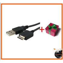 Cable Usb Reproductor Mp3 Mp4 Sony Nwz-e545 S615f S616f