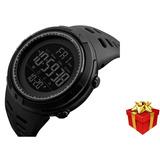 Reloj Digital Skmei 1251 Deportivo Negro