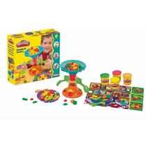 Play Doh Fabrica De Spaghetti