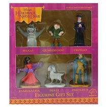 Jorobado De Notre Dame Figurine Set De Disney