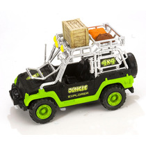 Niños De Juguete Jeep - Wild Republic Selva Tropical Camion