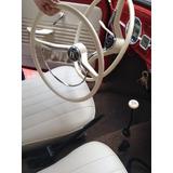 Volante De Vocho Totalmente Nuevo Color Crema 1960-1972