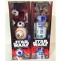 Star Wars Paquete De 2 Figuras Nuevas Bb8 Y R2d2