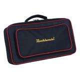 Magideal Guitar Effect Pedal Board Case Gig Bag Carry Bag Fo