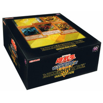 Jh Yu-gi-oh! Ocg Duel Monsters Millennium Box Gold Edition