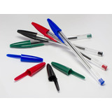 Pluma Bic Punto Med V/colores  100% Original Facturada