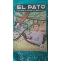 Revista De Tejidos De Agujas Y Gancho El Pato 1937