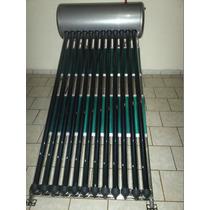 Calentador Solar 155 Litros Acero Inox Vv4