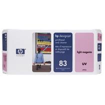 Tinta Hp C4965a Lf 83 Uv Designjet Cabezal Limpiador +c+