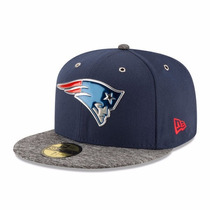 Gorra New Era Draft 2016 Patriotas Nueva Inglaterra.