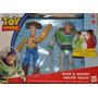 Toy Story Woody Y Buzz Walkie Talkies