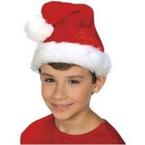 Vestuario Co Felpa Niño Traje De Santa Sombrero De Rubie