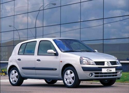 Tapon Rin 14 Renault Clio Platina Original   Juego4piezas Foto 3