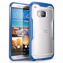 Htc One M9 Funda Hybrid Bumper Rigido Supcase Unicorn Beetle