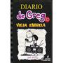 Diario De Greg 10 Vieja Escuela - Oceano Exprés - 100% Nuevo