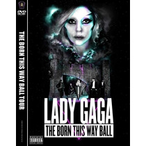 Lady Gaga The Born This Way Ball Tour Dvd + Cd Applause
