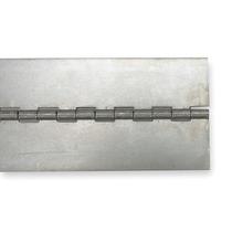 Bisagra Tipo Piano, Aluminio, Natural, 0.040, Battalion