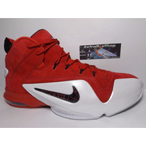 Nike Zoom Penny 6 University Red (numero 13 Mex) Astroboy