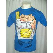 Playera Goku Dragon Ball Z Despues De La Batalla!!
