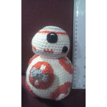 Star Wars Bb8 Tejido A Crochet
