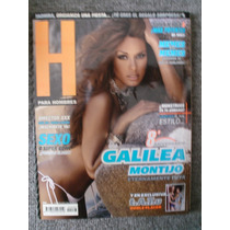 Revista H Galilea De Coleccion