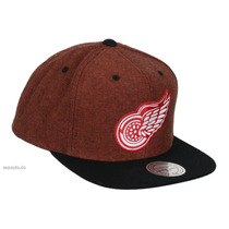 Gorra Red Wings Mitchell & Ness Snapback 100% Original Nhl