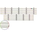 Kit Leds LG 47lb5800 47lb5830 47lb6100 47lb6500 - Alum, Nvo.