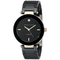 Reloj Anne Klein Ak/1018bkbk Negro