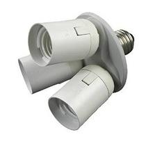 Toplimit 3 En 1 Bombilla Lámpara Estándar Socket Adaptador S