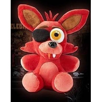 Fnaf Foxy Fox 10 1pcs Muñeco De Peluche