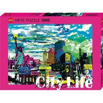Rompecabezas Heye I Love New York Pop Art 1000 Pz