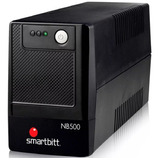 No Break Regulador Smartbitt Nb500 500va 250w 4 Contactos