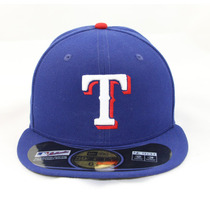 Gorras Originales New Era Beisbol Texas Rangers 59fifty