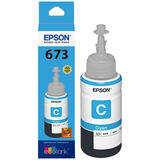 Tinta Epson T673 Ecotank Tinta Continua Fotográfica L800 L805 L810 L850 L1800