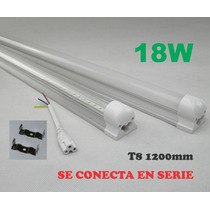 Tubo De Led T8 1.2m De 18w Se Conecta En Serie ¡oferta!